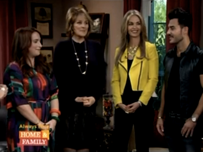 "Home & Family TV: ""College Grad Makeover"""