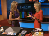 "Los Angeles KCAL-9: ""Stocking Stuffers"""