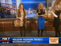 "Austin FOX-7: ""Hot Holiday Looks"""