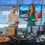 "WFAA Good Morning Texas: ""Gifts for Men"""